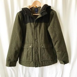 GAP Jackets & Coats - Gap kids NWT hooded jacket/light coat XXL(14-16Y)